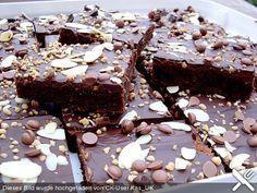 Schokoladentraum- Blechkuchen