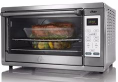 Convection Microwave Oven Oster Toaster Countertop Digital Combo Stainless Steel #Oster