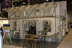 Trade Show Booths by Eric Gould at Coroflot.com #events #IAEE_HQ #tradeshow #booth