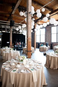 Toronto Wedding at Steam Whistle Brewing by The Wedding Planners