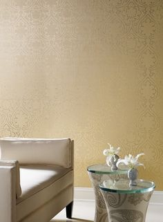 York Wallcoverings - york wall com - Candice Olson - luxury finishes