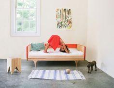 Lit Divan Enfant par Kalon Studios : Une Caravan Eco Design