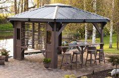 Hot Tub Gazebo Kits   Spa Gazebos,Spa Enclosures,Wood Gazebo,Metal Gazebo,Enclosure Hot Tub ...