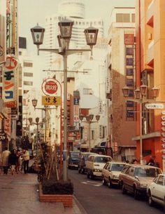 赤坂 一ツ木通り 1985