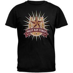 Billie Ray Cyrus - Horseshoe T-Shirt