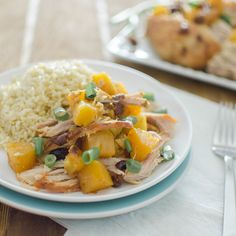 Pineapple Pork Roast, great crockpot recipe