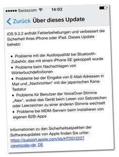 «Error 56» killt das iPad: Apple zieht iOS-Update zurück   Blick