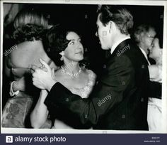 Download this stock image: Dec. 12, 1964 - Princess Margaret At Dockland Settlement Ball: H.R.H. Princess Margaret and husband Lord Snowdon were guests of - E0X1YT from Alamy's library of millions of high resolution stock photos, illustrations and vectors.