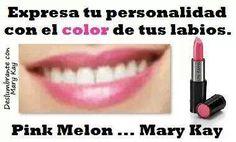 Lápiz De labios Cremoso Pink Melon