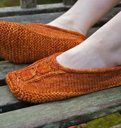 Knitting Pattern for Dinar Cabled Double Sole Squishy Slippers - #ad A seamless cable slipper with shaped instep and attached I-cord edging. tba
