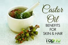 Castor oil is extracted from seeds of the castor oil plant. It is colorless to very pale yellow in color with an unpleasant odor. This oil has traditionally been used topically for skin and hair benefits. Today, the cosmetic industry uses castor oil as a main ingredient in many beauty care products. Most of the …