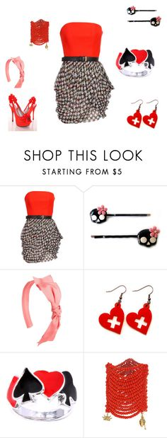 """party on the pool"" by lolipop ❤ liked on Polyvore featuring Jason Wu, Jennifer Ouellette, ASOS and Disney Couture"
