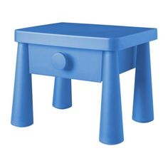 table next to bunk bed