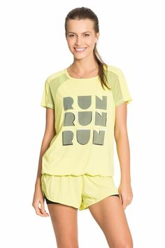 3D Run Blouse – LIVE!