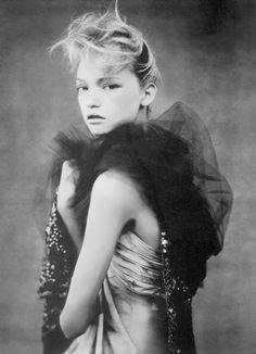 Italian Vogue Gemma Ward By Paolo Roversi