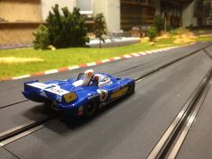 MOLETTARING SLOT TRACK Matra-Simca MS 670 B #9 - 3rd 24h Le Mans 1974  J.-P. Jabouille - F. Migault