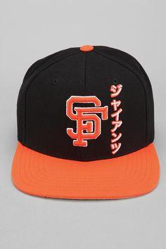 94e82ac6b2f American Needle Tokyo Pop San Francisco Snapback Hat