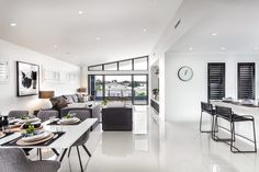 A skillion roof can add minimalism and sophistication to a home, making it a popular choice for the modern Australian.