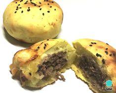 Aprenda a preparar bolinho de hambúrguer low carb com esta excelente e fácil receita. Imagine um bolinho salgado com massa low carb e recheio saboroso de carne e...