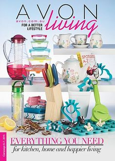 Avon Australia - Lots of great things for the kitchen and home