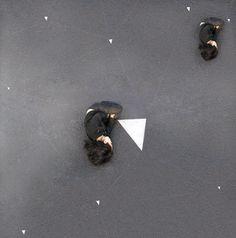 Rita Rodner 2006. Constellation, 'Rita Droga Rita' series. Cufflinks, Stud Earrings, Album, Accessories, Jewelry, Earrings, Jewlery, Jewels, Stud Earring