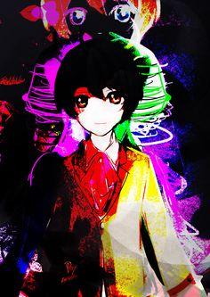 Kobayashi ~ Ranpo Kitan: Game of Laplace (Anime, Terror, Misterio)
