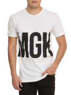 Machine Gun Kelly MGK Bullet Mic T-Shirt