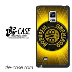 Borussian Dortmund Football Club Logo DEAL-2047 Samsung Phonecase Cover For Samsung Galaxy Note Edge