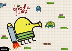 "Doodle Jump Rate:1 2 3 4 5 1 votes. 4.5 / 5 Plays: 56 Tags: Doodle Jump Click to find more games like this. Doodle Jump Icon    Description In Doodle Jump you play an ""angel"" on the way to heaven, but unfortunately you can not reach it... you can still try.. So try to go as high as possible"
