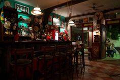 Feel the cuban rhythms at Havana Cafe Bar Lefkada