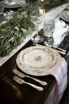 Formal Wedding Sit Down Dinner Options Rustic Farm Flowers By