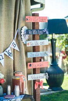 Gender Neutral Baby Shower  | CatchMyParty.com