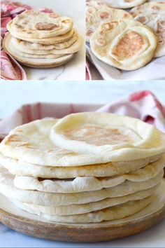 A super easy, soft, light and fluffy flatbread recipe that is really versatile and perfect for beginners to bread making. A super easy, soft, light and fluffy flatbread recipe that is really versatile and perfect for beginners to bread making. Fun Easy Recipes, Snack Recipes, Easy Meals, Dessert Recipes, Light Recipes, Vegan Recipes For Beginners, Maseca Recipes, Beginner Baking Recipes, Healthy Recipes