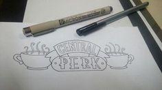 Central Perk!