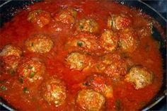 Recette BOULETTES SAUCE TOMATE COOKEO proposée par Slili34 sur son blog La cuisine de Lili ....