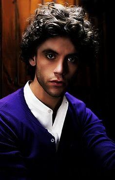 Mika purple - Karl J. Kaul photoshoot