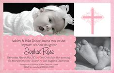 Baptism Invitations Verses and Wording   21st - Bridal World - Wedding Ideas and Trends
