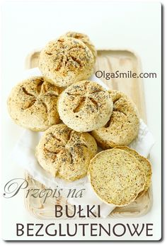 Recipe for gluten-free bread rolls - Gluten-free bread rolls recipes - Gluten-free bread rolls recipe Sugar Free Recipes, Gluten Free Recipes, Healthy Recipes, Gluten Free Bread Rolls Recipe, Kitchen Time, Foods With Gluten, Raw Vegan, Good Food, Food And Drink