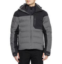 KjusSnowbank Down-Filled Skiing Jacket