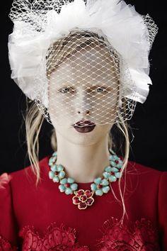 The Gypsy Editorial for FASHIONTREND Stars Model Eva Downey #bohemian #fashion trendhunter.com