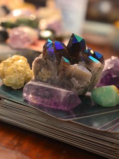 """""""sacred"""" means something different to everyone. That is the power of creating a sacred space--it is sacred to you. Minerals And Gemstones, Crystals Minerals, Stones And Crystals, Meditation Altar, Meditation Space, Serenity Now, Zen Space, Magical Thinking, Crystal Magic"""