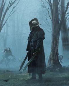 fantasyartwatch:  A Good Death by Jan Ditlev