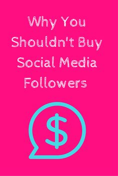 DONT buy followers! Heres why! Click to read post #blogpost #socialmedia…