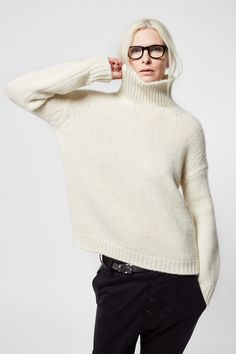 The Fashion Brand For Women – The Fashion Brand For Women Cult Of Personality, Baby Alpaca, Fashion Brand, Fall Winter, Turtle Neck, Sweaters, Women, Fashion Branding, Sweater