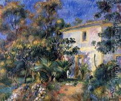 Renoir - Algiers Landscape