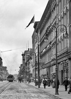Toledo ohio circa 1909 summit street history pinterest for Oficina de correos toledo