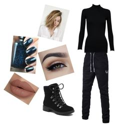 """Untitled #17"" by julle-fangirl on Polyvore featuring Alaïa and G.H. Bass & Co."