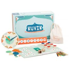 Kuvik - Montessori Inspired Educational Kit for Years Olds 8 Year Olds, School Boy, Creative Thinking, Toy Story, Montessori, Kids Toys, Education, Inspiration, Childhood Toys