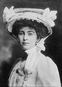 THE DUCHESS OF WESTMINSTER CONSTANCE EDWINA CORNWALLIS-WEST LADY GROSVENOR | Flickr - Photo Sharing!