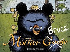 There's a new children's book in town called Mother Bruce! And we're celebrating with a $100 Visa Card + Book Giveaway!!! #FollowBruce